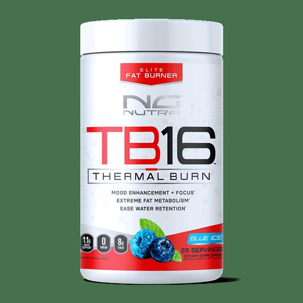 TB16 Blue Ice