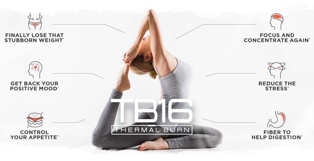 TB16 benefits