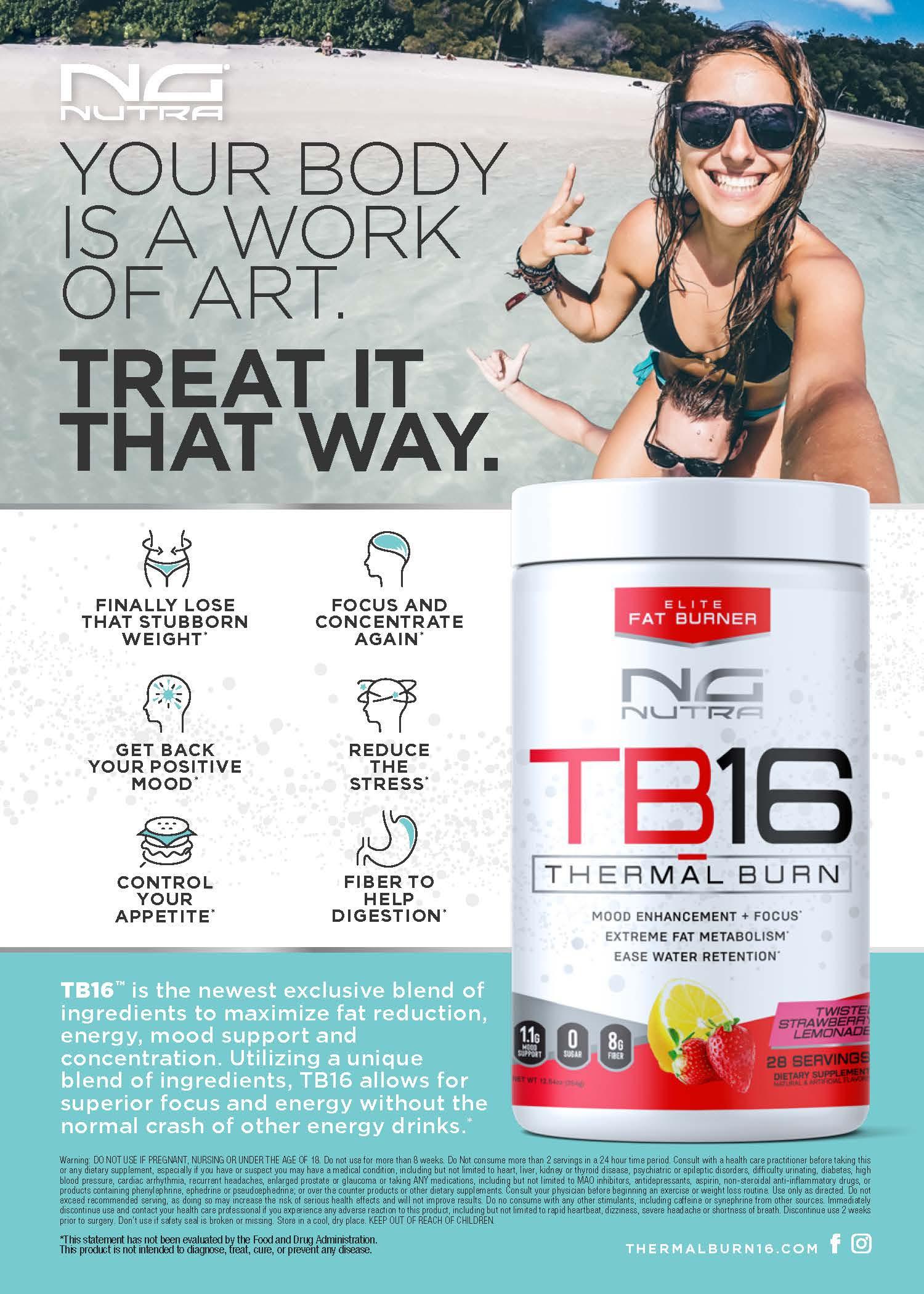 TB16 Flyer