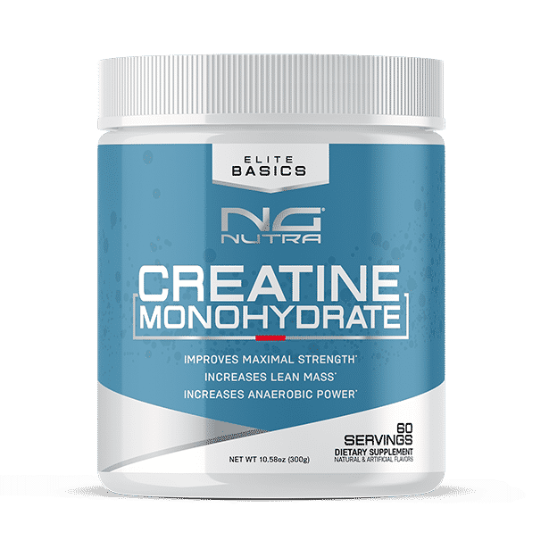Creatine Monohydrate 300 Grams Ng Nutra